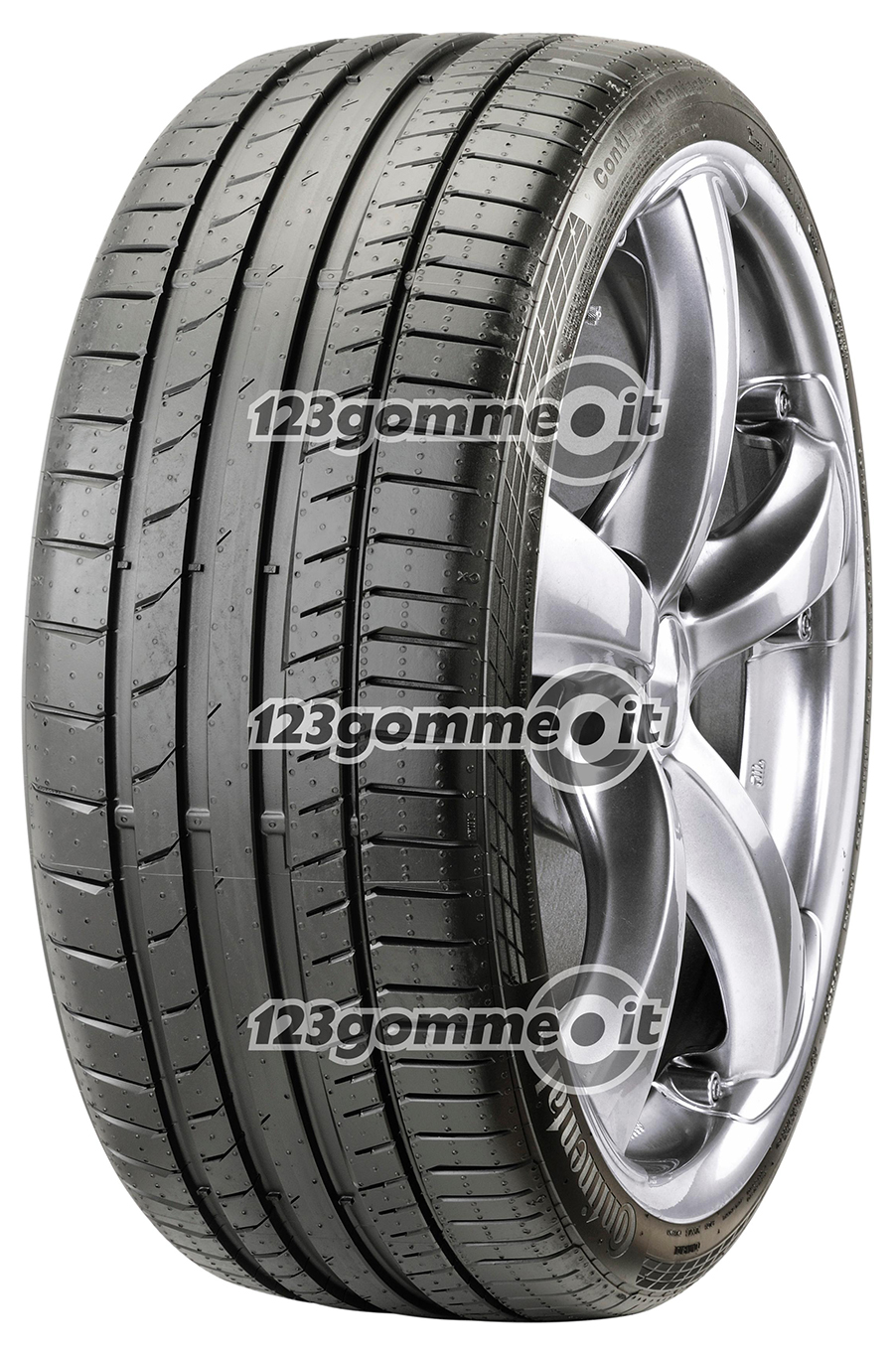 285/30 ZR21(100Y) SportContact 5 P XL RO1 FR SIL  SportContact 5 P XL RO1 FR SIL