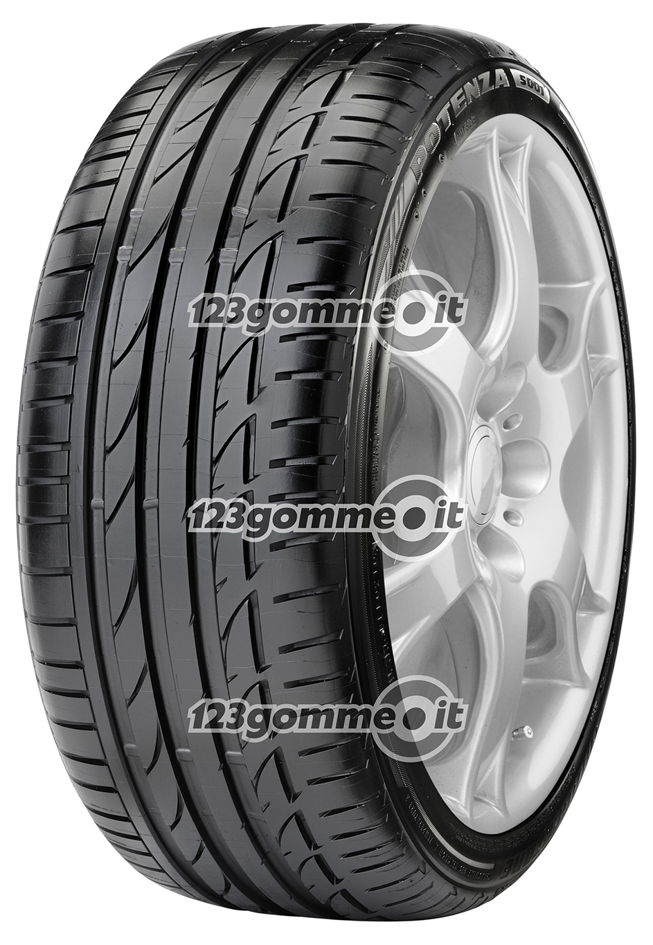245/40 R17 91W Potenza S 001 RFT *  Potenza S 001 RFT *