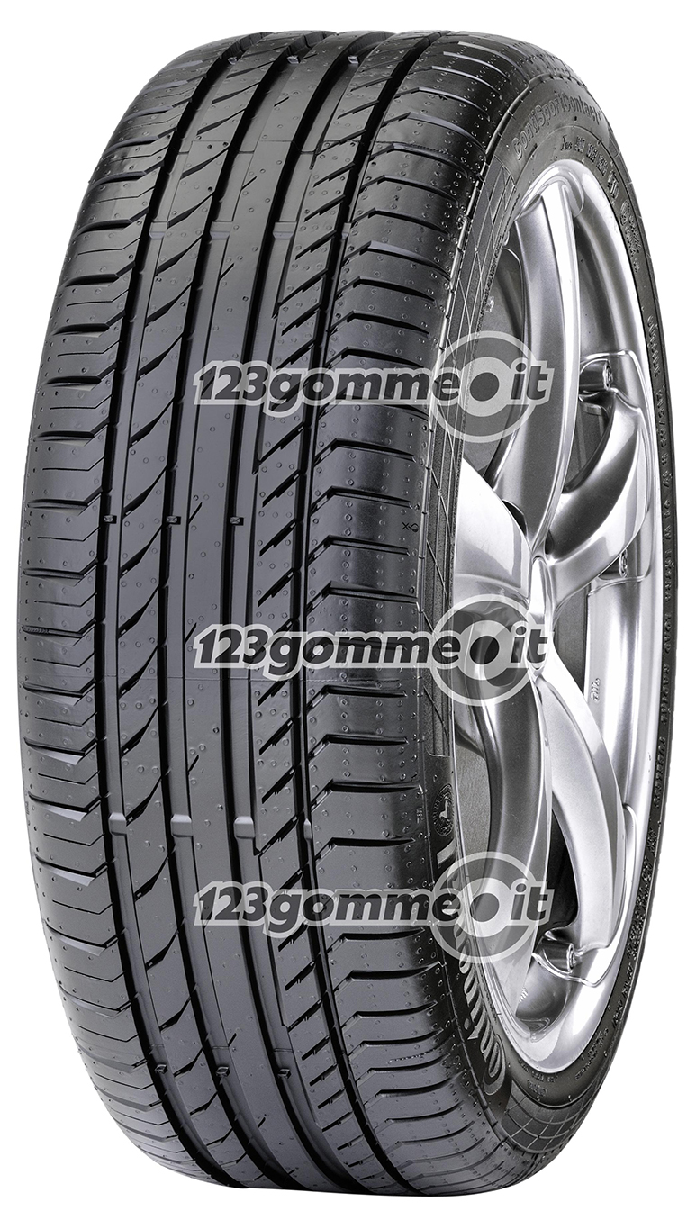 205/50 R17 89V SportContact 5 FR BSW  SportContact 5 FR BSW