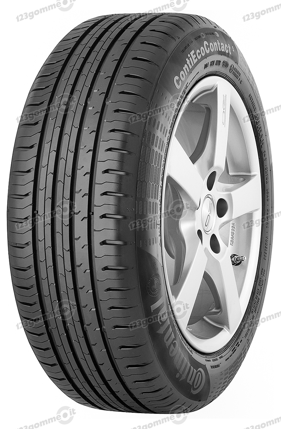 195/50 R15 82V EcoContact 5 BSW  EcoContact 5 BSW