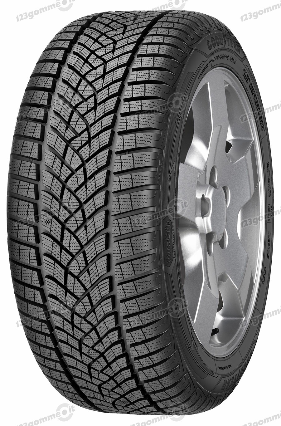 245/45 R18 100V Ultra Grip Performance + XL FP  Ultra Grip Performance + XL FP