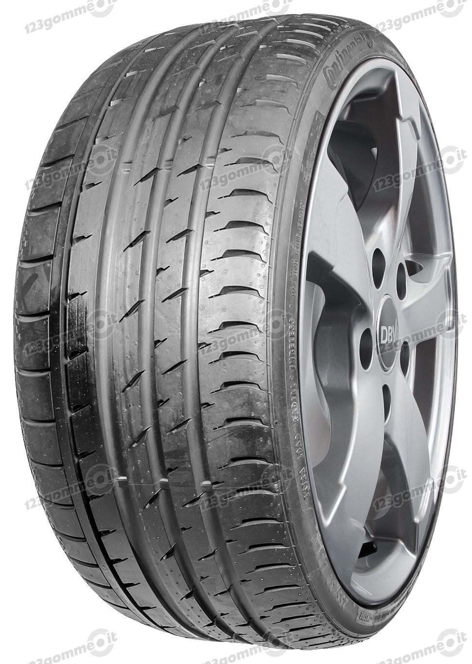 275/40 R18 99Y SportContact 3 SSR *  SportContact 3 SSR *