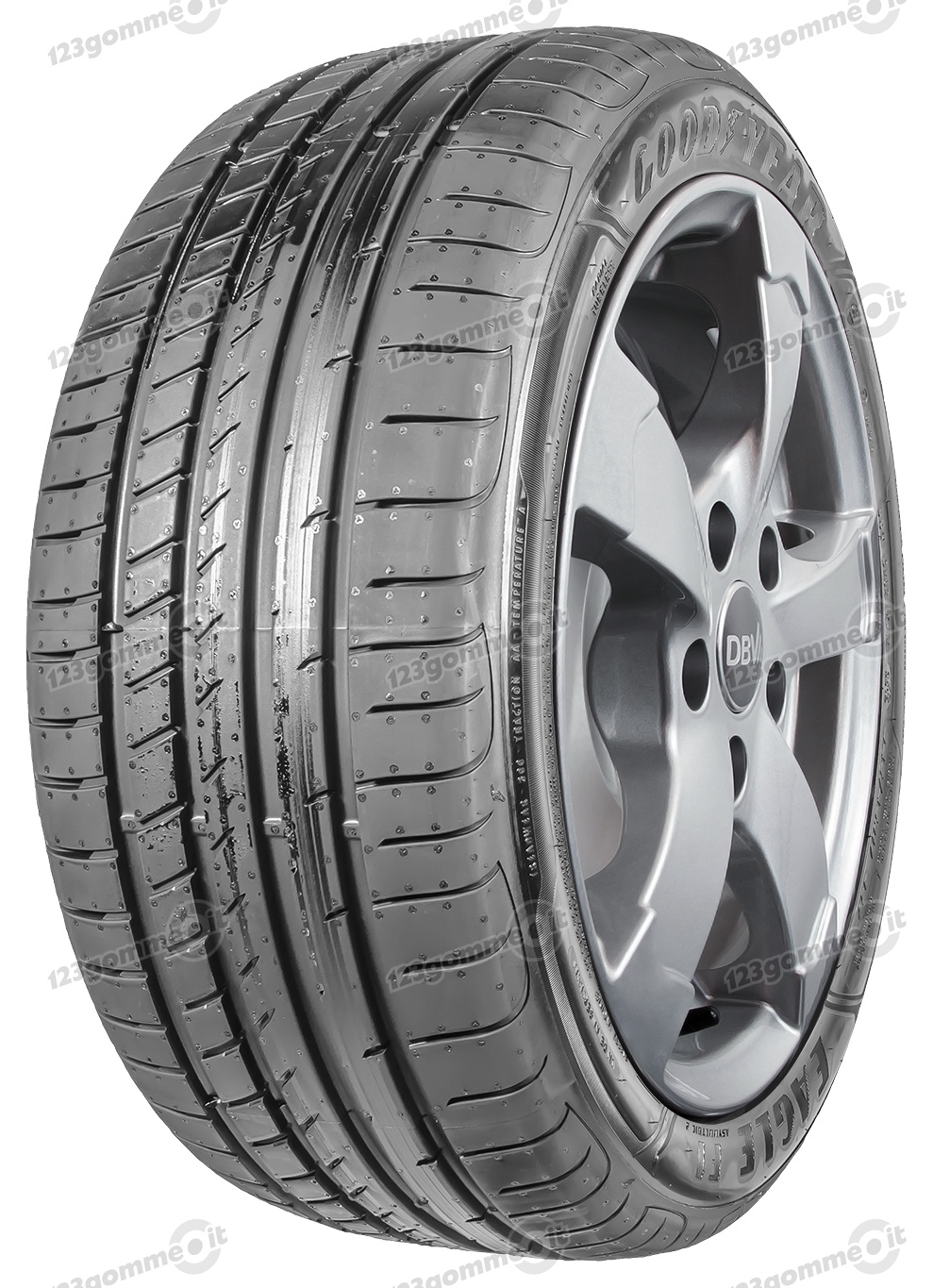265/40 ZR19 (98Y) Eagle F1 Asymmetric 2 N0 FP  Eagle F1 Asymmetric 2 N0 FP
