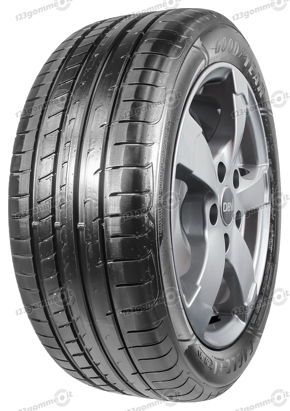 255/45 R19 104Y Eagle F1 Asymmetric XL AO FP  Eagle F1 Asymmetric XL AO FP